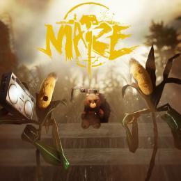 Carátula de Maize para PlayStation 4