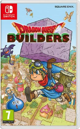 Carátula de Dragon Quest Builders para Nintendo Switch