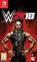 Carátula de WWE 2K18 para Nintendo Switch
