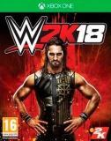 Carátula de WWE 2K18 para Xbox One
