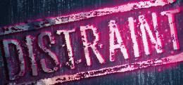 Carátula o portada No oficial (Montaje) del juego DISTRAINT para Nintendo 3DS