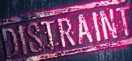 Carátula o portada No oficial (Montaje) del juego DISTRAINT para PlayStation Vita