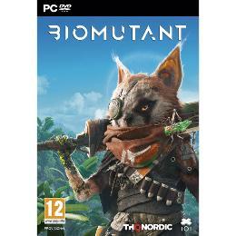 Carátula de BioMutant para PC