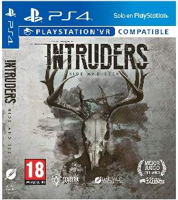 Carátula de Intruders: Hide and Seek para PlayStation 4