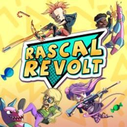 Carátula de Rascal Revolt