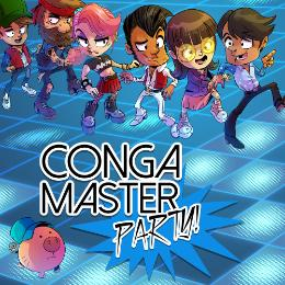Carátula de Conga Master Party! para Nintendo Switch