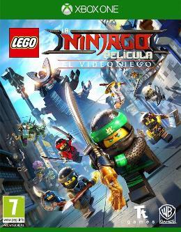 Carátula de La LEGO Ninjago Película: El Videojuego para Xbox One