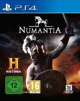 Carátula de Numantia para PlayStation 4