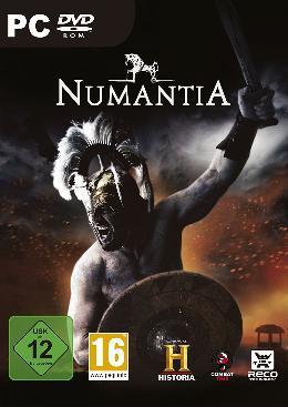 Carátula de Numantia para PC