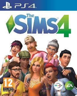 Carátula de Los Sims 4 para PlayStation 4