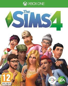 Carátula de Los Sims 4 para Xbox One