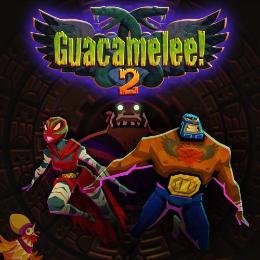 Carátula de Guacamelee! 2 para PlayStation 4