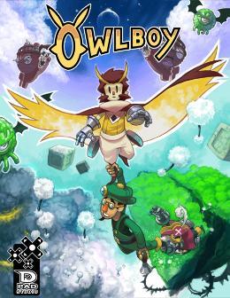 Carátula de Owlboy para PlayStation 4