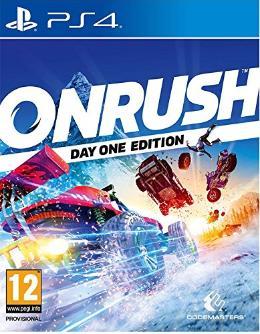 Carátula de Onrush para PlayStation 4