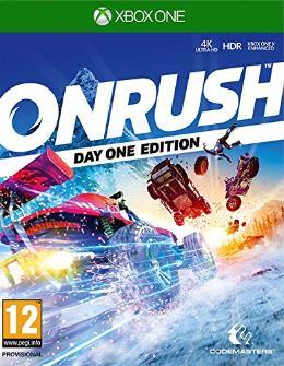 Carátula de Onrush para Xbox One