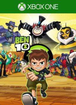 Carátula de Ben 10 para Xbox One