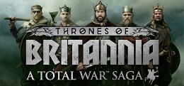 Carátula de Total War Saga: Thrones of Britannia para PC