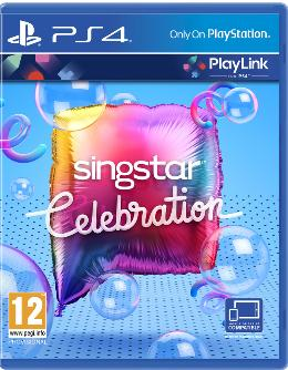 Carátula de SingStar Celebration para PlayStation 4