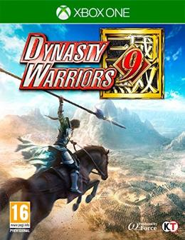 Carátula de Dynasty Warriors 9 para Xbox One