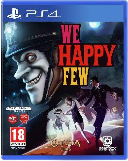 Carátula de We Happy Few para PlayStation 4