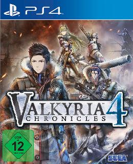 Carátula de Valkyria Chronicles 4 para PlayStation 4