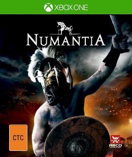 Carátula de Numantia para Xbox One