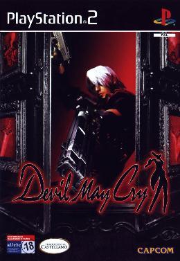 Carátula de Devil May Cry para PlayStation 2