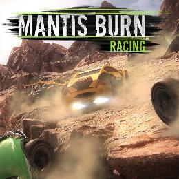 Carátula de Mantis Burn Racing