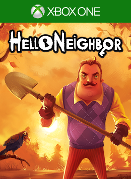 Carátula de Hello Neighbor para Xbox One