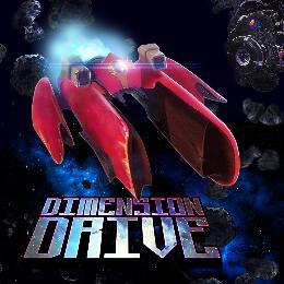 Carátula de Dimension Drive para Nintendo Switch