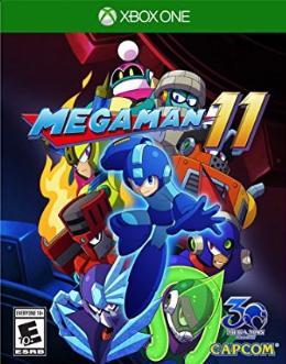 Carátula de Mega Man 11 para Xbox One