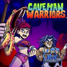 Carátula de Caveman Warriors para Nintendo Switch