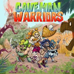 Carátula de Caveman Warriors para PlayStation 4