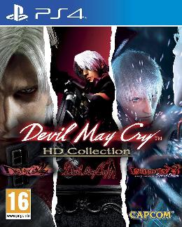 Carátula de Devil May Cry HD Collection para PlayStation 4