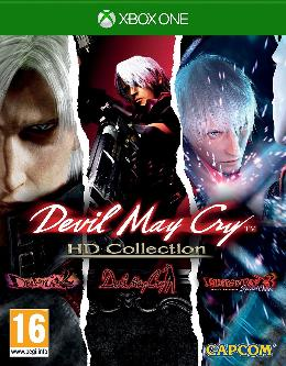 Carátula de Devil May Cry HD Collection para Xbox One