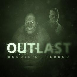 Carátula de Outlast: Bundle of Terror para Nintendo Switch