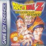 Carátula de Dragon Ball Z: El legado de Goku