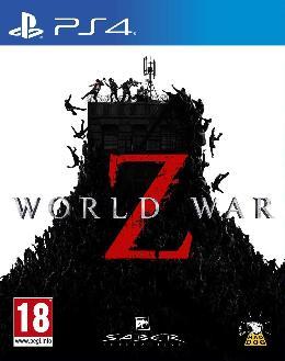 Carátula de World War Z para PlayStation 4