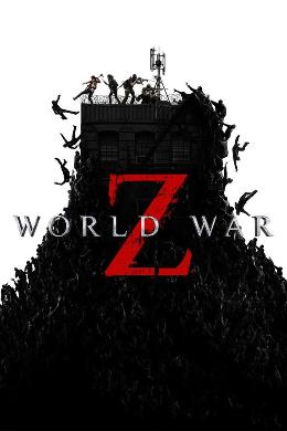 Carátula de World War Z para PlayStation 4