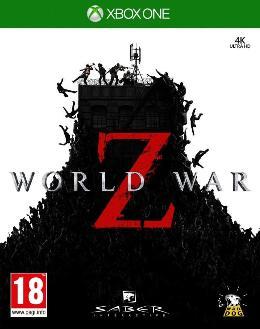 Carátula de World War Z para Xbox One