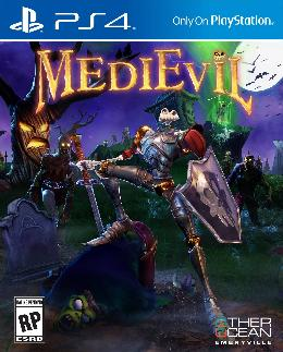 Carátula de MediEvil Remastered para PlayStation 4