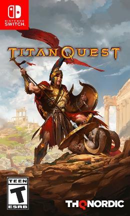 Carátula de Titan Quest para Nintendo Switch