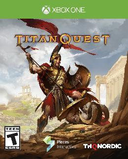 Carátula de Titan Quest para Xbox One
