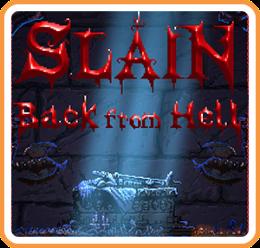 Carátula de Slain: Back From Hell