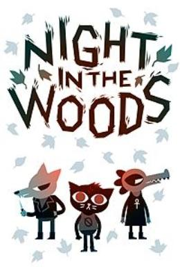 Carátula de Night in the Woods para Xbox One
