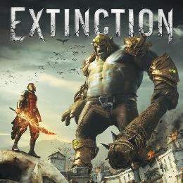 Carátula de Extinction para PlayStation 4
