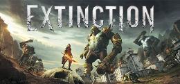 Carátula de Extinction para PC
