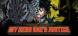 Carátula de My Hero One's Justice para PC