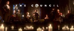 Carátula de The Council para PC