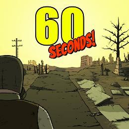 Carátula de 60 Seconds!